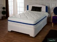 Rayan pocket memory divan bed