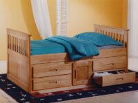 Amani Capt Bed + Stor