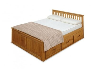 Double mission bed