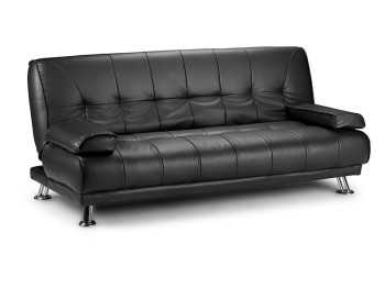 Ruby sofa bed - black