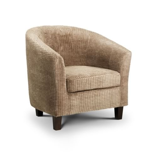 Fabric Tub Chair - Bristol Beds - Divan beds, pine beds, bunk beds ...