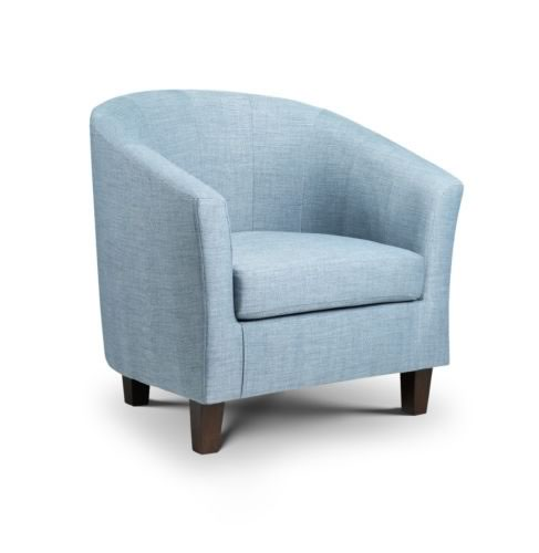 Fabric Tub Chair  sc 1 st  Bristol Beds & Fabric Tub Chair - Bristol Beds - Divan beds pine beds bunk beds ...