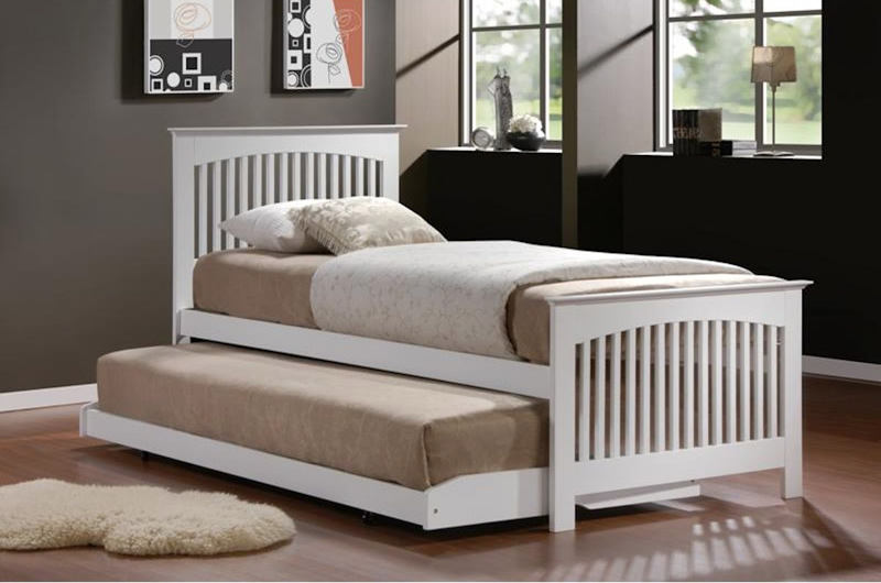 Tetbury guest bed bristol beds divan beds pine beds for Divan with guest bed
