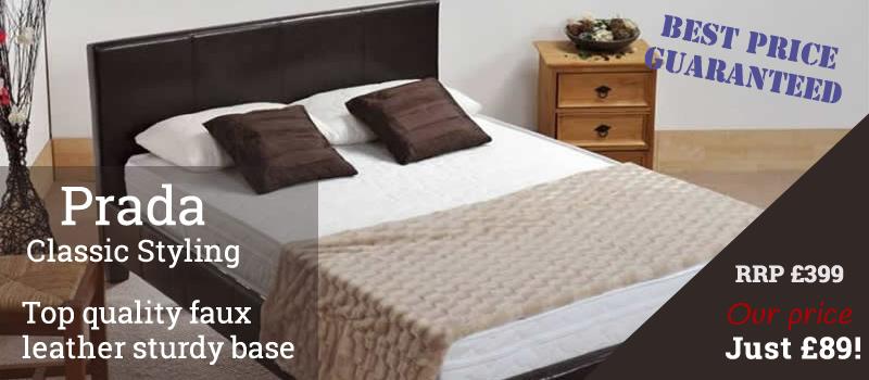Prada bed
