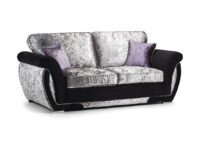 Glitz 2 seater full back