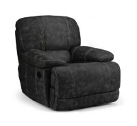 Gloucester Recliner Chair Black