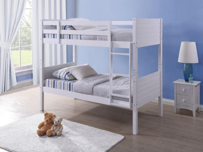 bunks bed mid beds high or for low bunk white kids maxtrix