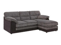Delta 3-Seater Chaise Sofa
