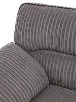 Delta 3-Seater Chaise Sofa - Arm detail