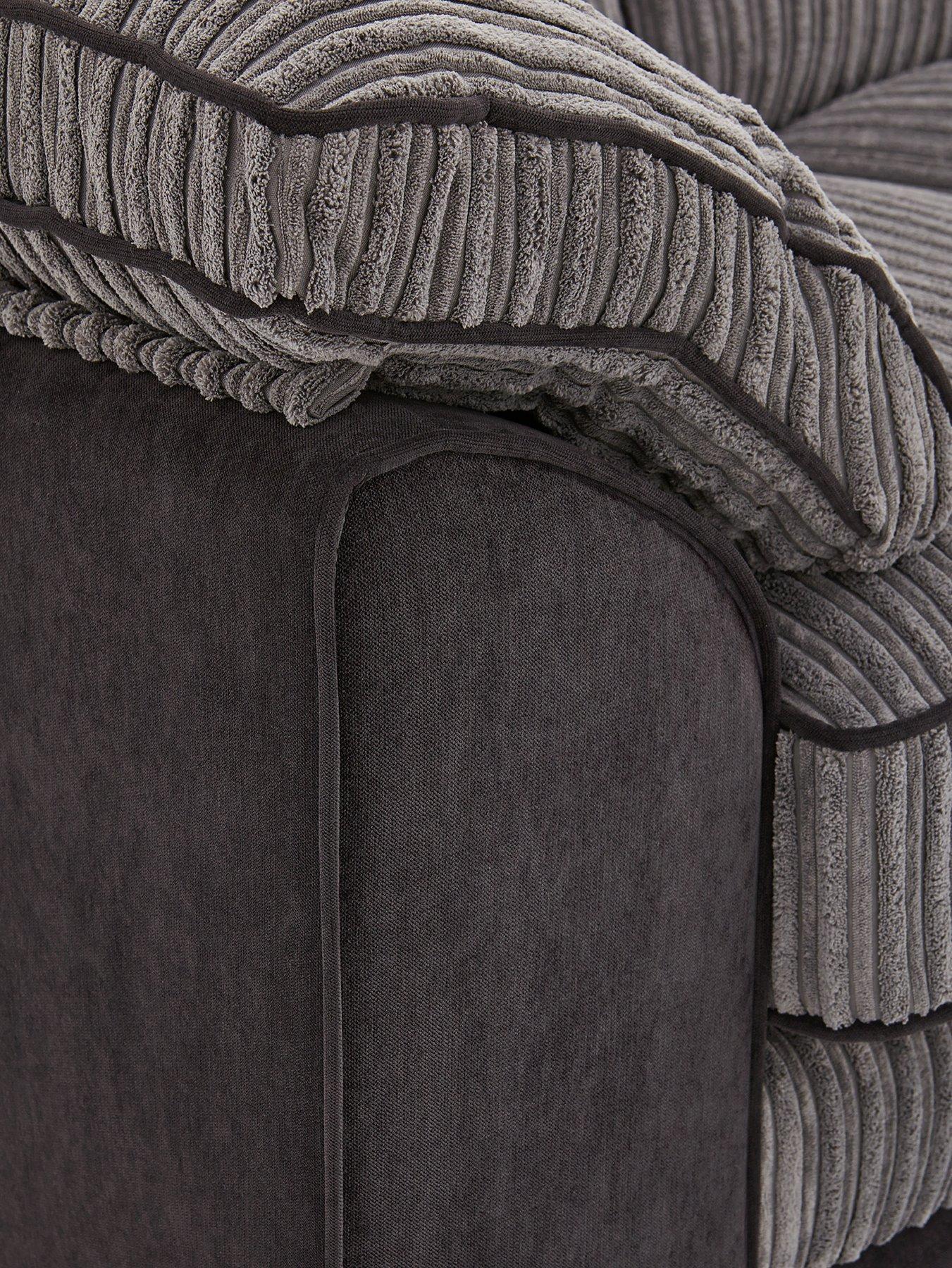 Delta 3 Seater Chaise Sofa Bristol Beds Divan Beds Pine Beds  # Meuble Tv Bristol