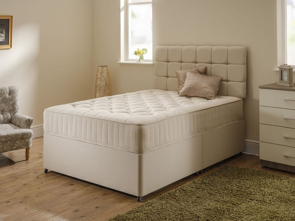 Boston Contract Divan Bed
