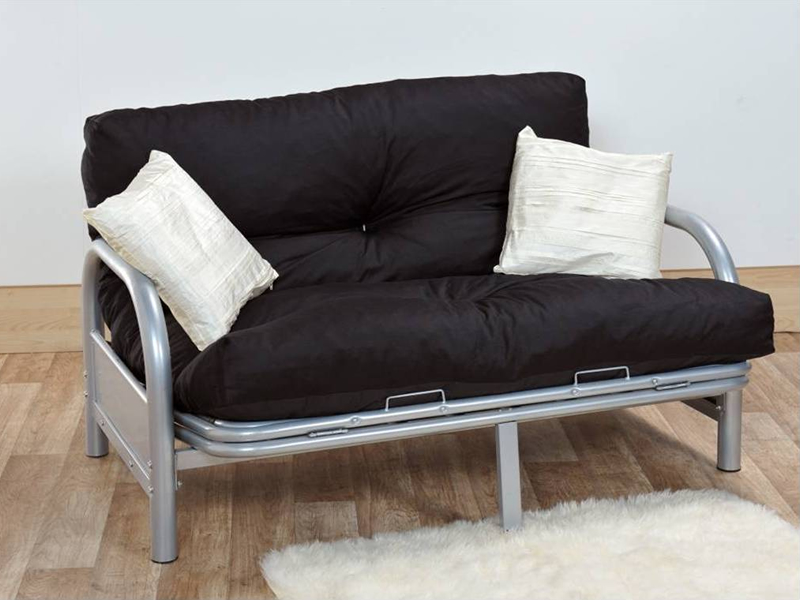 Prime Double Futon Sofa Bed Beatyapartments Chair Design Images Beatyapartmentscom