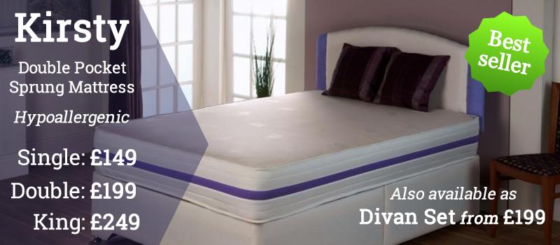 Kirsty Divan bed