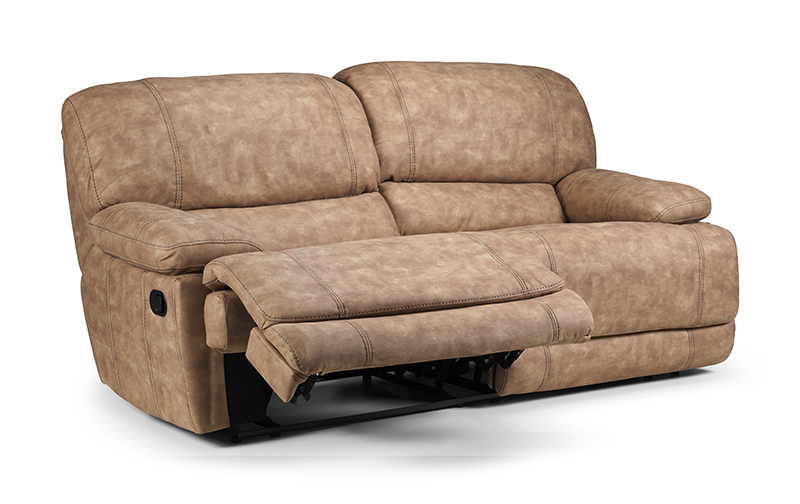 Gloucester 3 seater in Tan