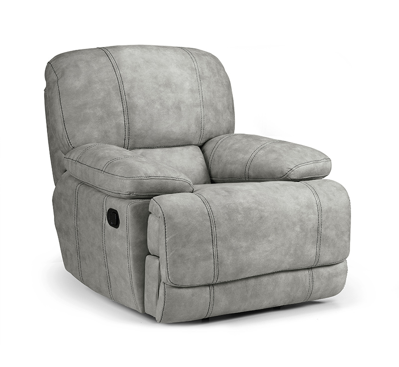 Gloucester Recliner Chair Grey