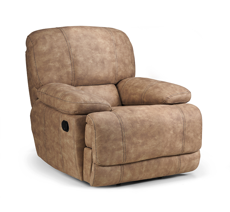 Gloucester Recliner Chair Tan