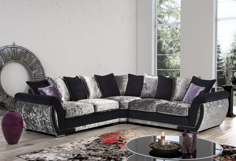 Glitz sofa room
