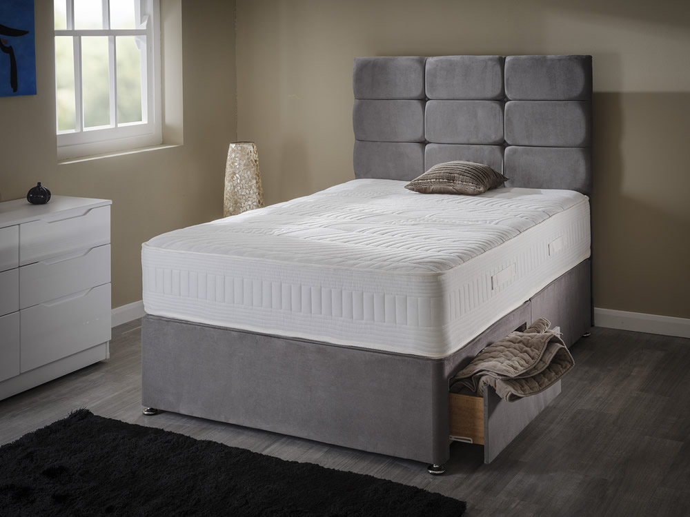 Topaz Encapsulated Pocket Sprung Mattress