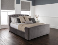 Bloomsbury Sleigh Bed