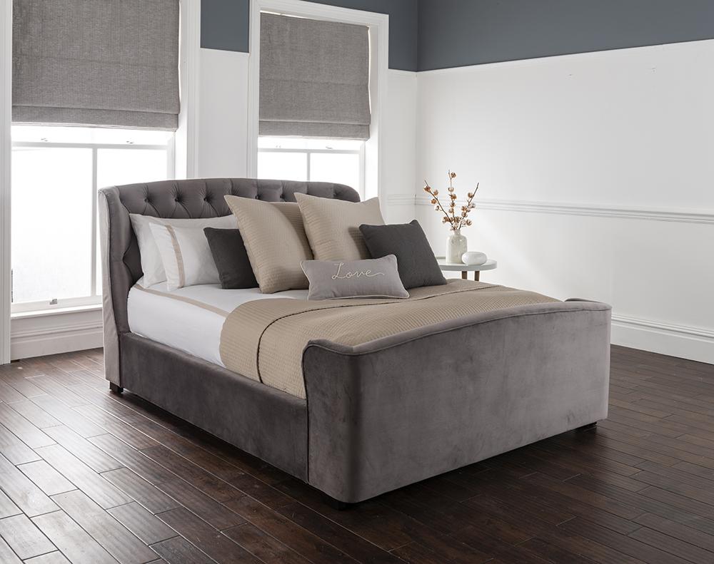 Bloomsbury Sleigh Bed