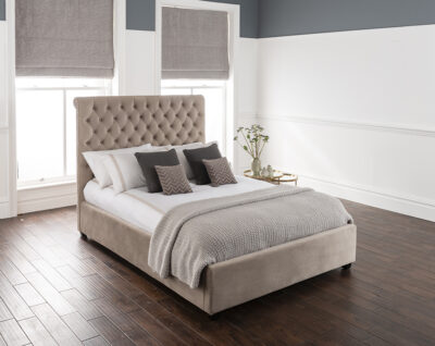 Sussex Sleigh Bed