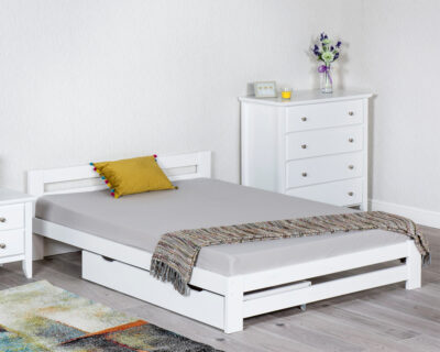 Xiamen Bed White