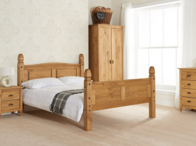 corona high end bed