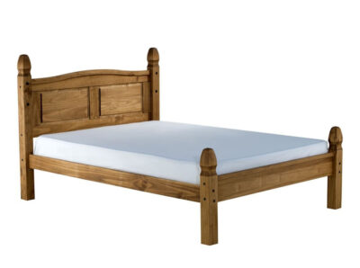 corona low end bed frame
