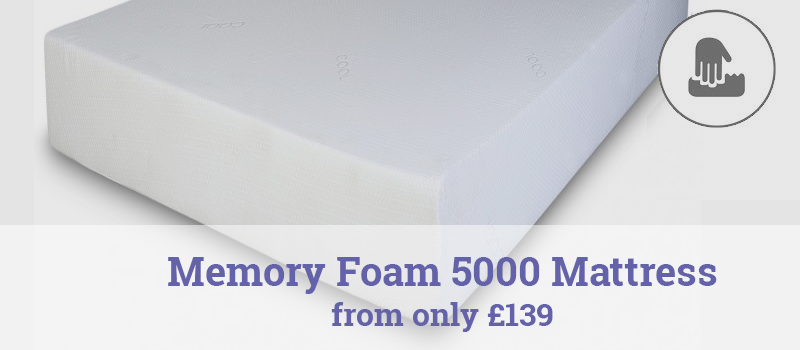 Memory Foam 5000